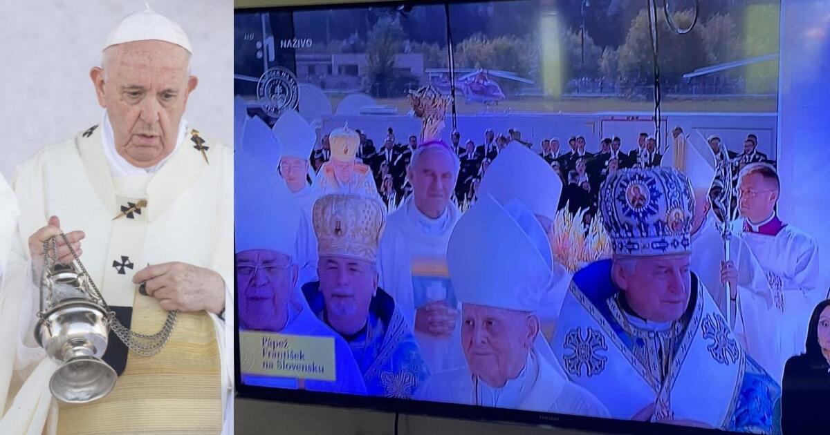Prítomnosť Bezáka v Šaštíne bola podľa biskupov v poriadku