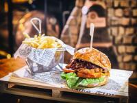 Burger párty: Pripravte si chutné občerstvenie, ktorým...