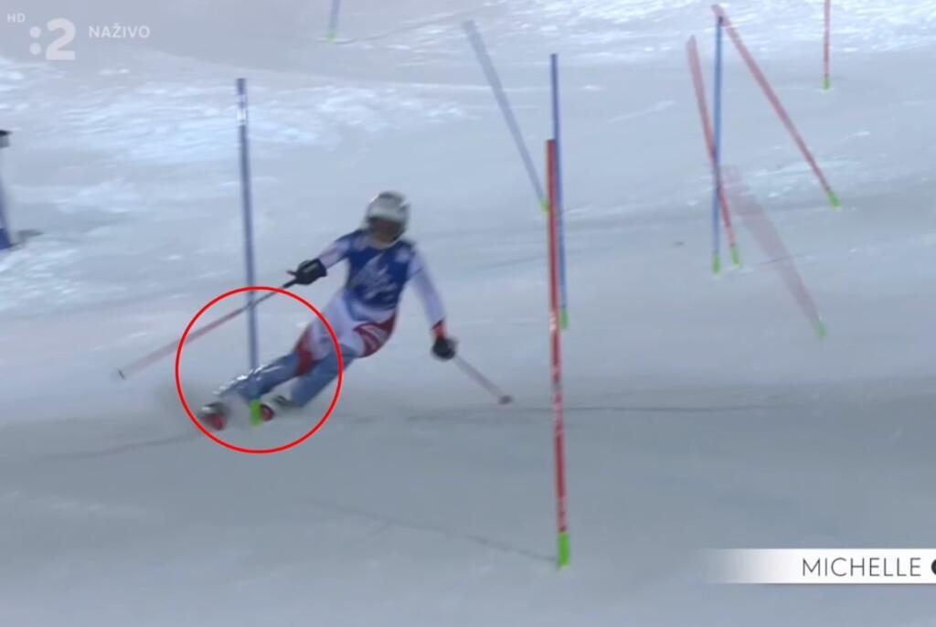 Vyhrala Gisinova Slalom Pred Vlhovou A Spol Vdaka Spicaru 3