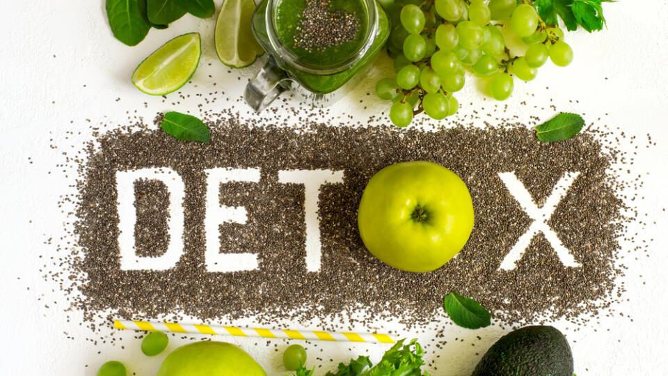 detox diéta