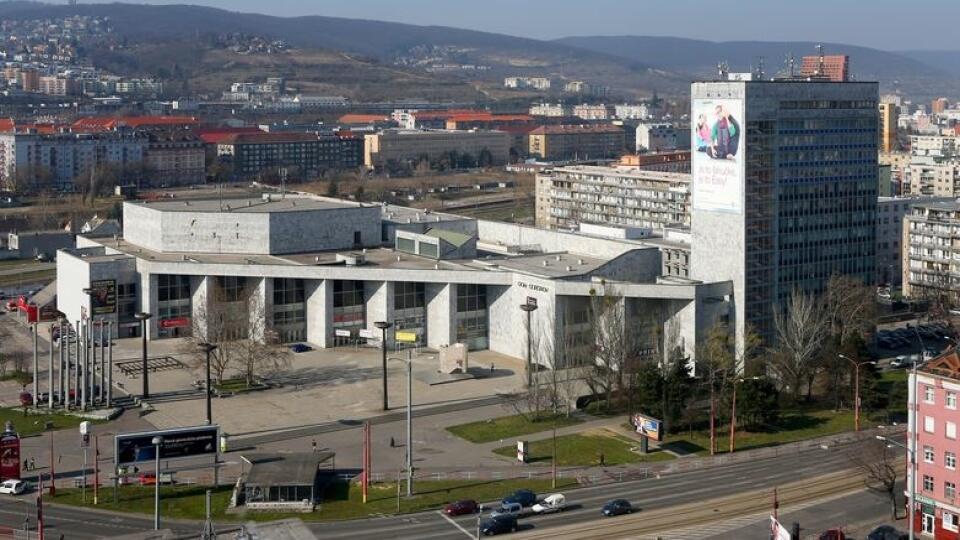 Dom kultúry Istropolis v Bratislave