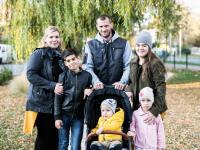 Obetavá rodina bojuje za Matejka: Náš syn raz bude chodiť....