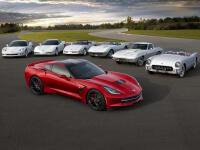 Nedávna premiéra ôsmej generácie typu Corvette zmenila základný recept, podľa ktorého sa montoval vyše šesť dekád. Počas nich absolvoval mnohé menšie úpravy.