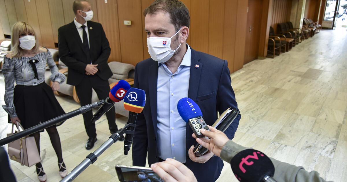 Kauza Govnet: Matovič tvrdí, že bezpečnosť máme pod kontrolou. Republika nie je v ohrození