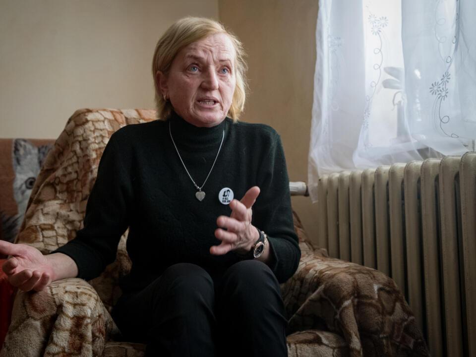 Zlatica Kušnírová.
