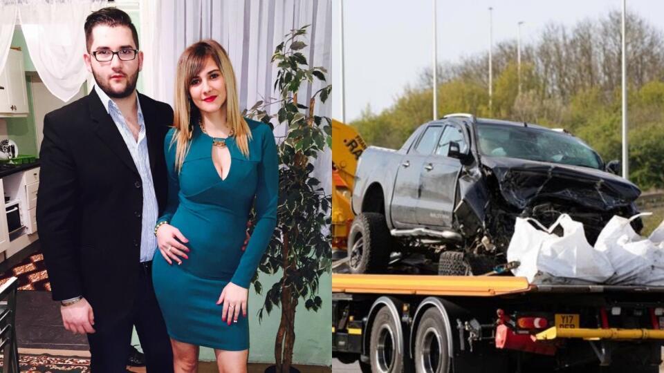 Pri autonehode vo Veľkej Británii vyhasli nevinné životy Slovákov Marka a Janky.