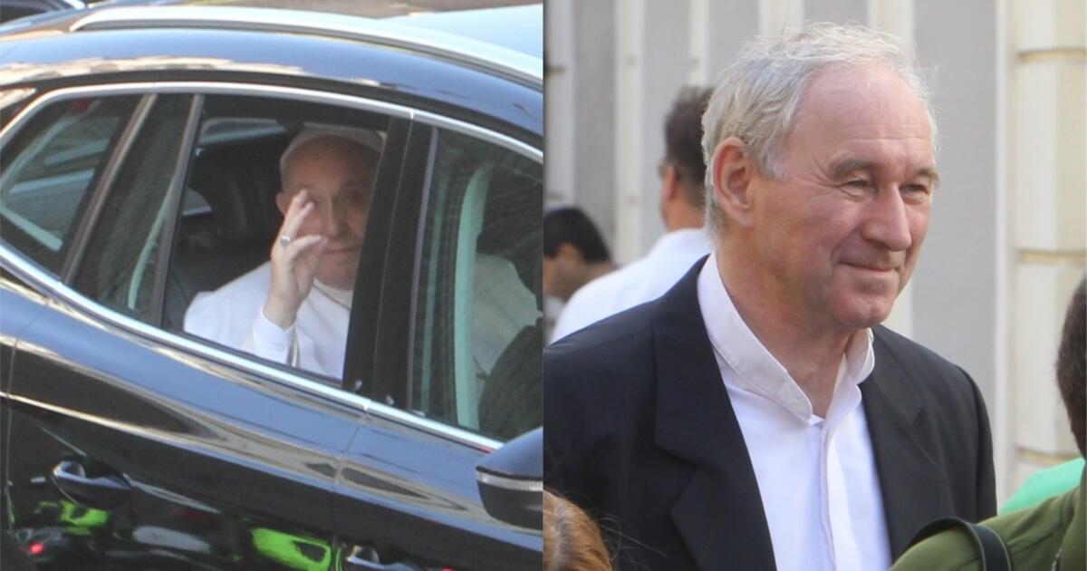 Vieme, čo robil Bezák počas stretnutia pápeža s biskupmi