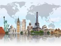 OTESTUJTE SA: Dokážete určiť polohu svetových pamiatok len na základe obrázka?