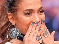 Ohrdnutá a nahnevaná: Takto si Jennifer Lopez svoj veľkolepý deň nepredstavovala