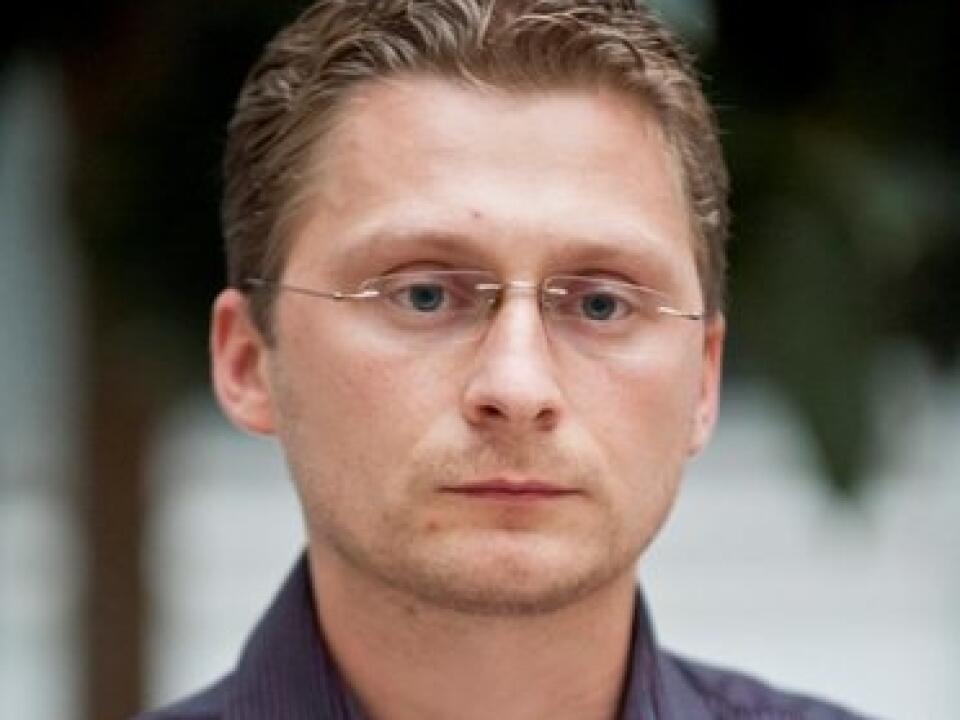PETER VISOLAJSKÝ: Pracuje v nitrianskej nemocnici.