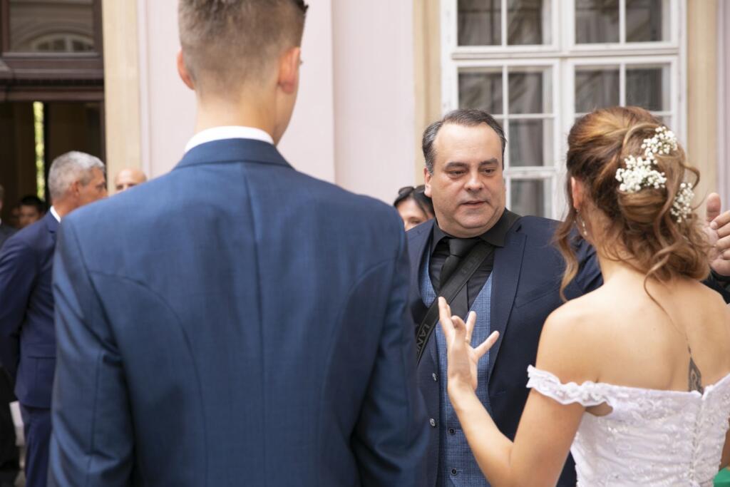 Ivetinej dcére blahoželal aj jej ujo, herec Sväťo Malachovský.