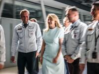 Kia v žilinskej fabrike nedávno odštartovala výrobu crossoveru XCeed. So štýlovou novinkou sa teraz zoznámila i slovenská prezidentka Zuzana Čaputová.