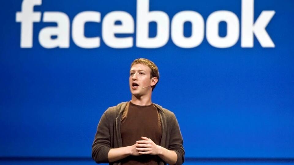 Zakladateľ Facebooku Mark Zuckerberg