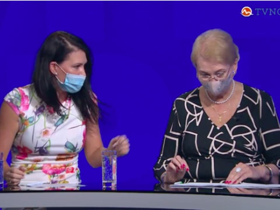 Jana Bittó Cigániková sa pustila do ultrakonzervatívnej Anny Záborskej. Poslankyňa v dôchodcovskom veku sa nezmohla na slovo.