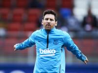 BARCELONA - Argentínsky futbalista Lionel Messi absolvoval v nedeľu tímový tréning.