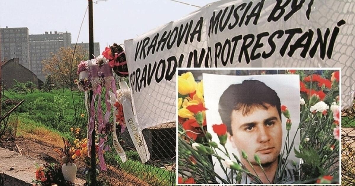Pred 24 rokmi zavraždili Róberta Remiáša († 25): Polícia prípad stále vyšetruje