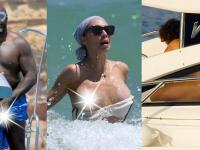 Najväčšie trapasy športových hviezd na dovolenke: Odhalené prsia, neposlušné plavky a močenie