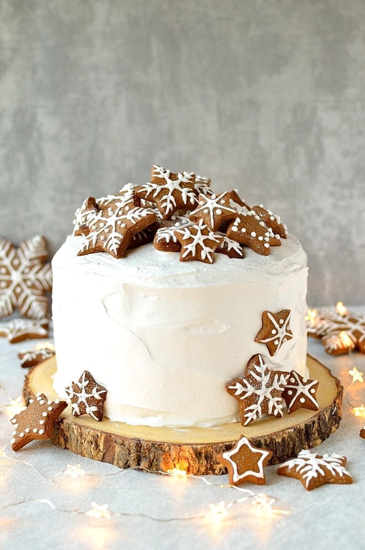 Najkrajšie vianočné torty: Budete z nich paf! (FOTO)