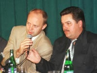 """Televízny archív odkryl nevídané zábery Kočnera a Ruska: """"Už vtedy bol slintoš"""""""