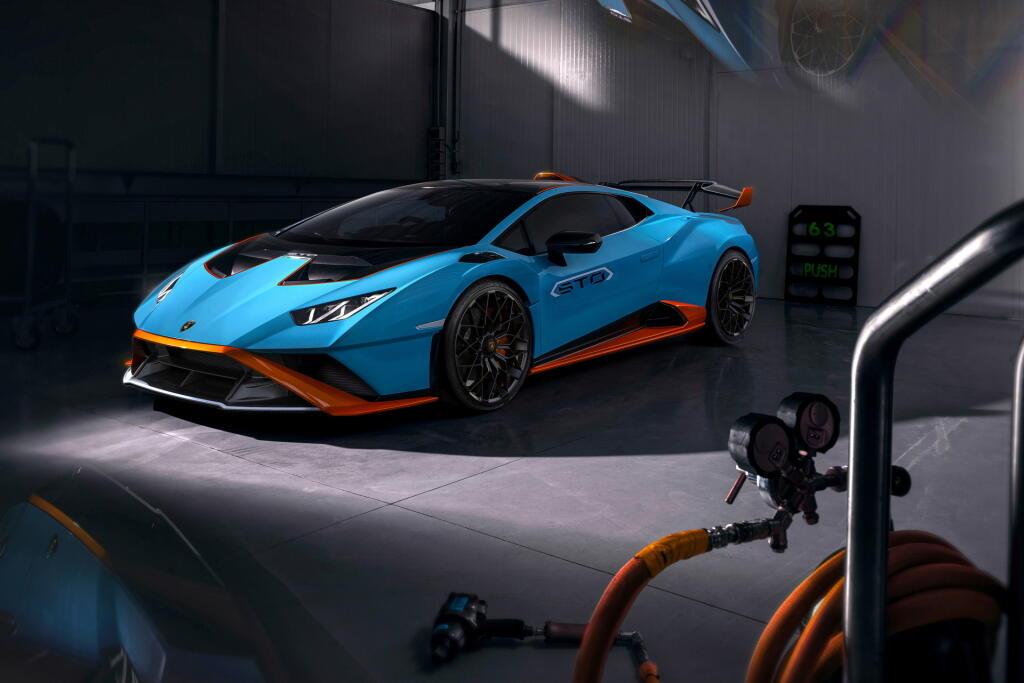 Lamborghini Huracán STO.