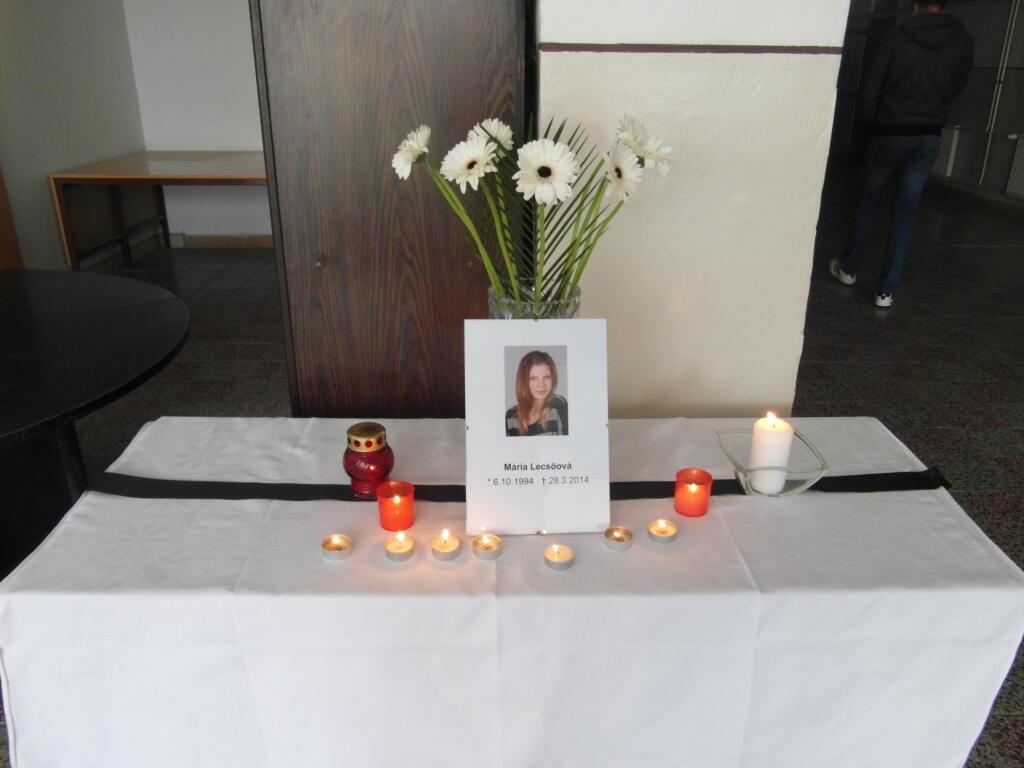 Slávka stratila dcéru Majku na ceste smrti.