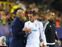Madrid 21. júla (TASR) - Pôsobenie waleského futbalistu Garetha Balea v Reale Madrid sa chýli ku koncu. Prezradil to tréner Zinedine Zidane po prípravnom zápase s Bayernom Mníchov (1:3).