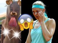 Známa tenistka bude chodiť po kanáloch: Hackeri jej z mobilu vykradli divoké FOTO