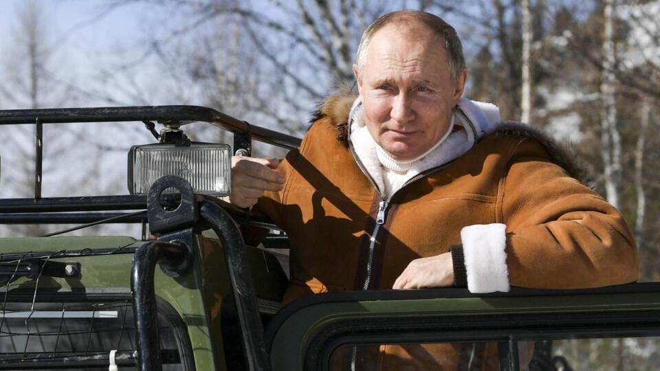 Vladimír Putin - Najnovšie články
