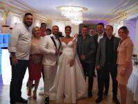 FOTO Zo svadby Rytmusa odišiel ako prvý: TENTO HOSŤ si odvoz volal už okolo ôsmej večer!