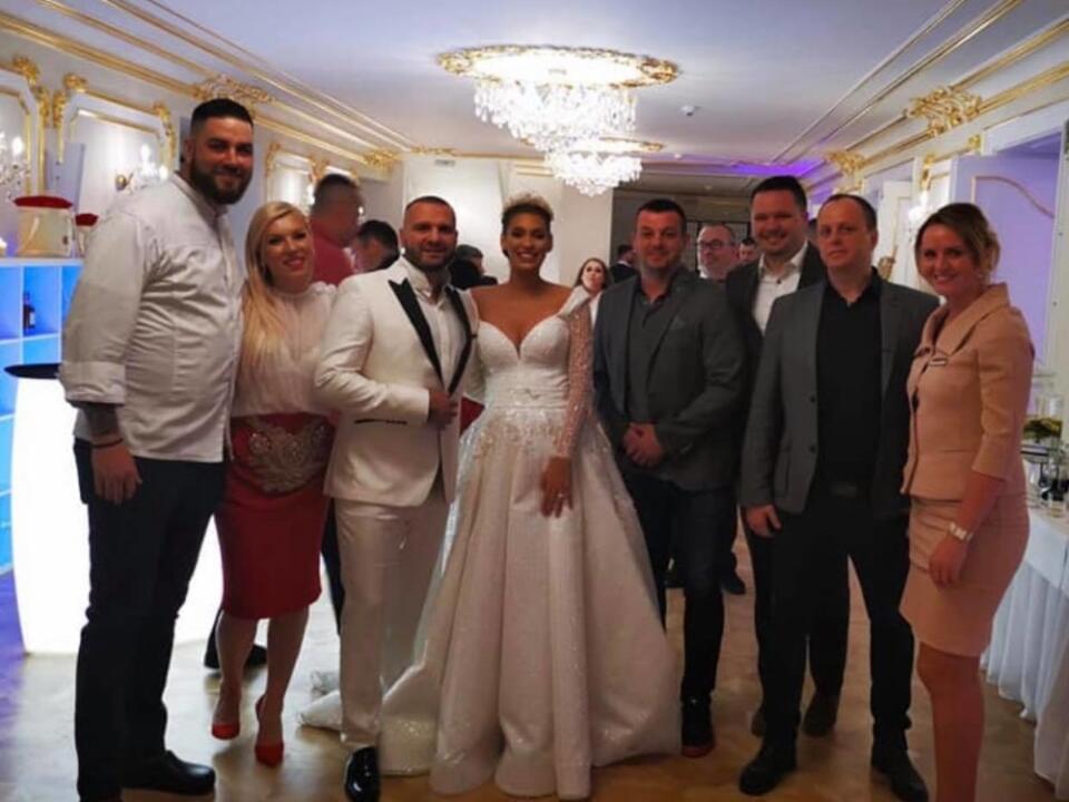 Zákulisie svadby Jasminy a Rytmusa.