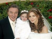 FOTO Šťastné chvíle Gottovcov vystriedala bolesť: Od svadby v Las Vegas až po plač nad rakvou!