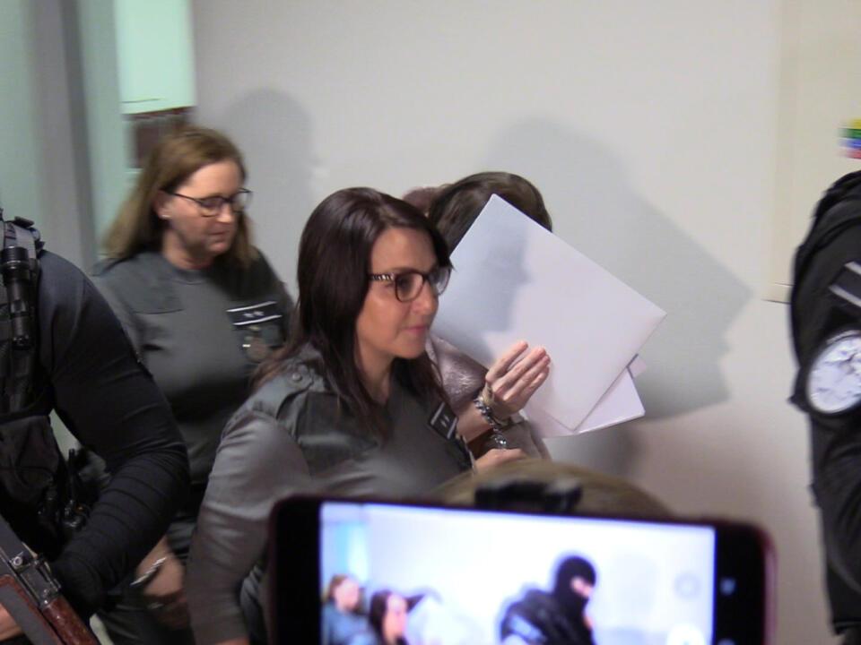 Alena Zsuzsová a spol. zostávajú vo väzbe za vraždu Jána Kuciaka a Martiny Kušnírovej