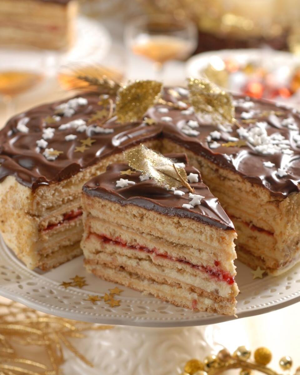 Medová torta s orechmi: Sladší január už ani nemôže byť