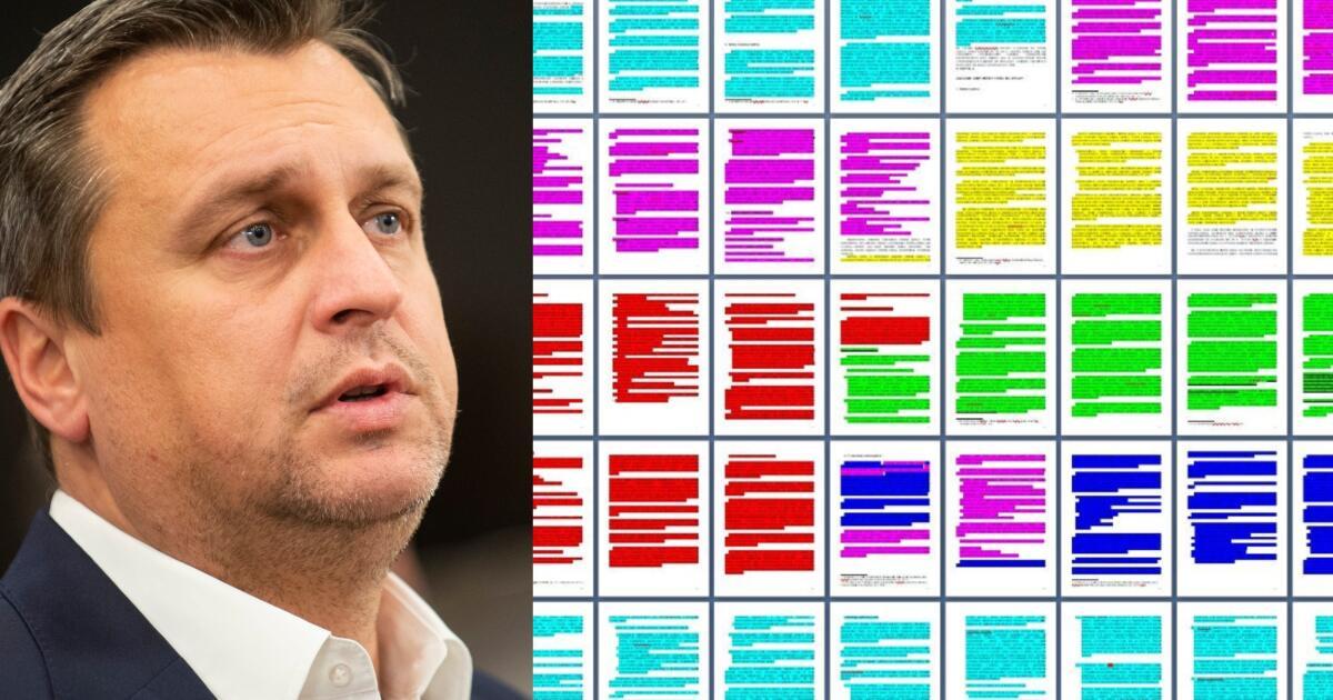 Už aj vizuálne: Poslanec zafarbil všetky state, ktoré sú odpísané v Dankovej rigorózke!