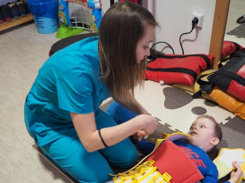 Pri liečbe používajú Prešovčania aj mnohé moderné rehabilitačné metódy.