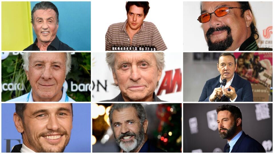 Všetci ich poznáme ako skvelých, talentovaných a slávnych hercov, no ich súkromie nie je ani zďaleka také žiarivé ako ich kariéra.