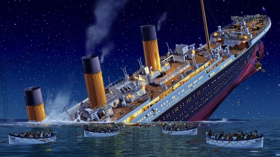 Parník Titanic, ktorý sa potopil 15. apríla 1912 po zrážke s ľadovcom, sa preslávil vďaka chýrom o jeho údajnej nepotopiteľnosti, viacerým chybám posádky a najmä nedostatku záchranných člnov na palube. Odborník na túto tematiku Tim Maltin však v novom historickom dokumente všetky tieto informácie vyvracia.