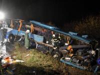 Tragická havária autobusu pri Nitre: