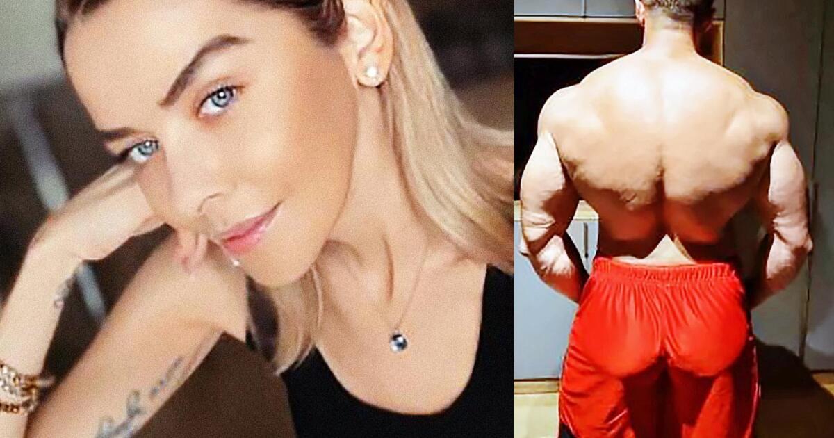 Zamilovaná Varholíková: Pozrite na svalovca Rezešovej dcéry