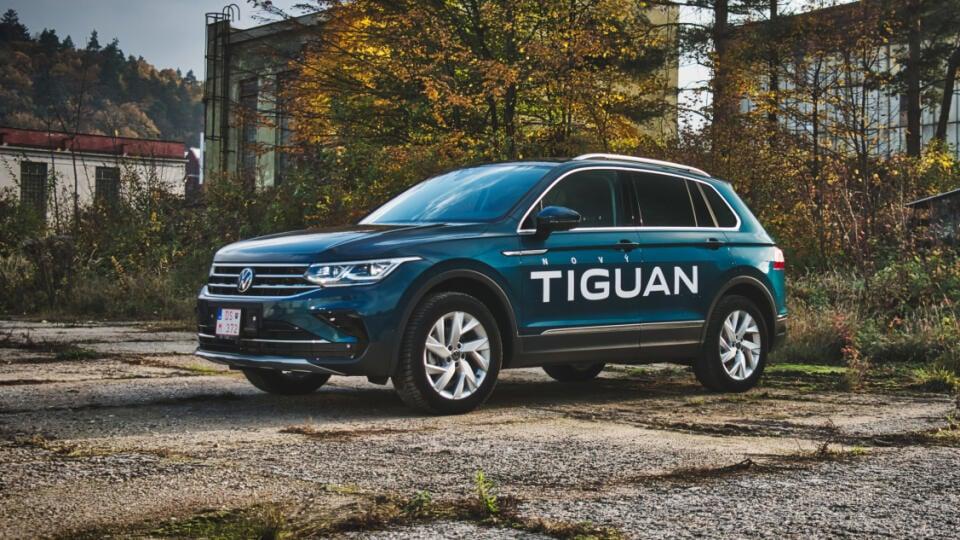 Volkswagen Tiguan 2.0 TDI DSG7 4Motion Elegance.