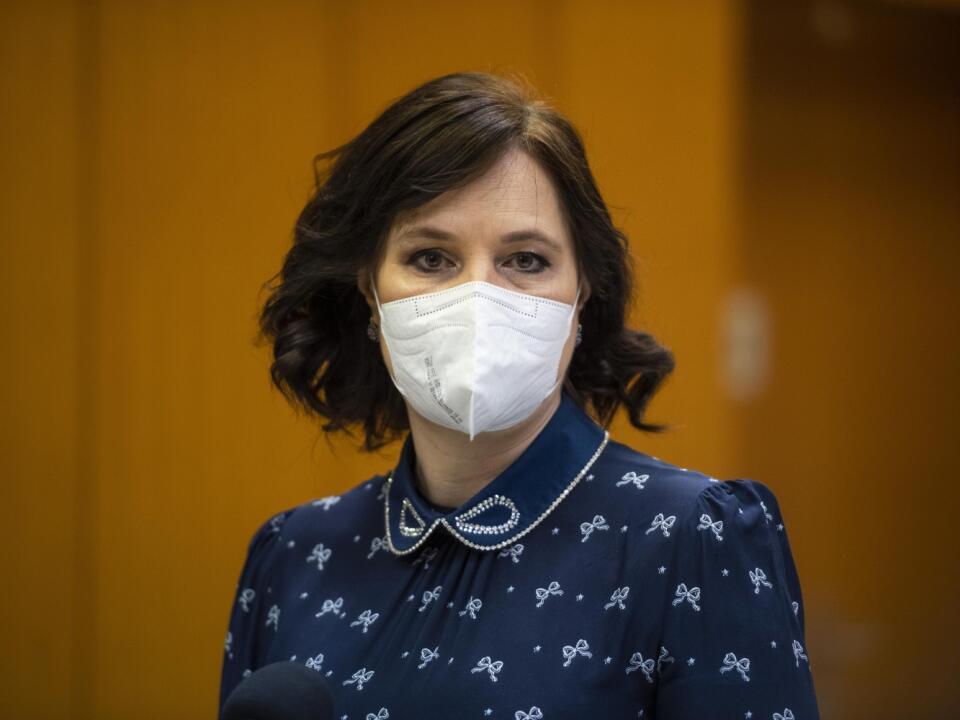 Predsedníčka strany Za ľudí Veronika Remišová čelí ďalšiemu problému. Nielenže jej stranu opúšťa známa lekárka Andrea Letanovská, ale ešte to od nej aj poriadne schytala.