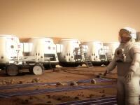 Kolonizátori Marsu prídu takmer na hotové: Železo a materiál pre základne sa vyrobia samé...