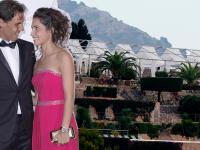 FOTO Športová svadba roka: Odhalili šaty nevesty, nahodené celebrity s kráľom a všetko stráži vojsko