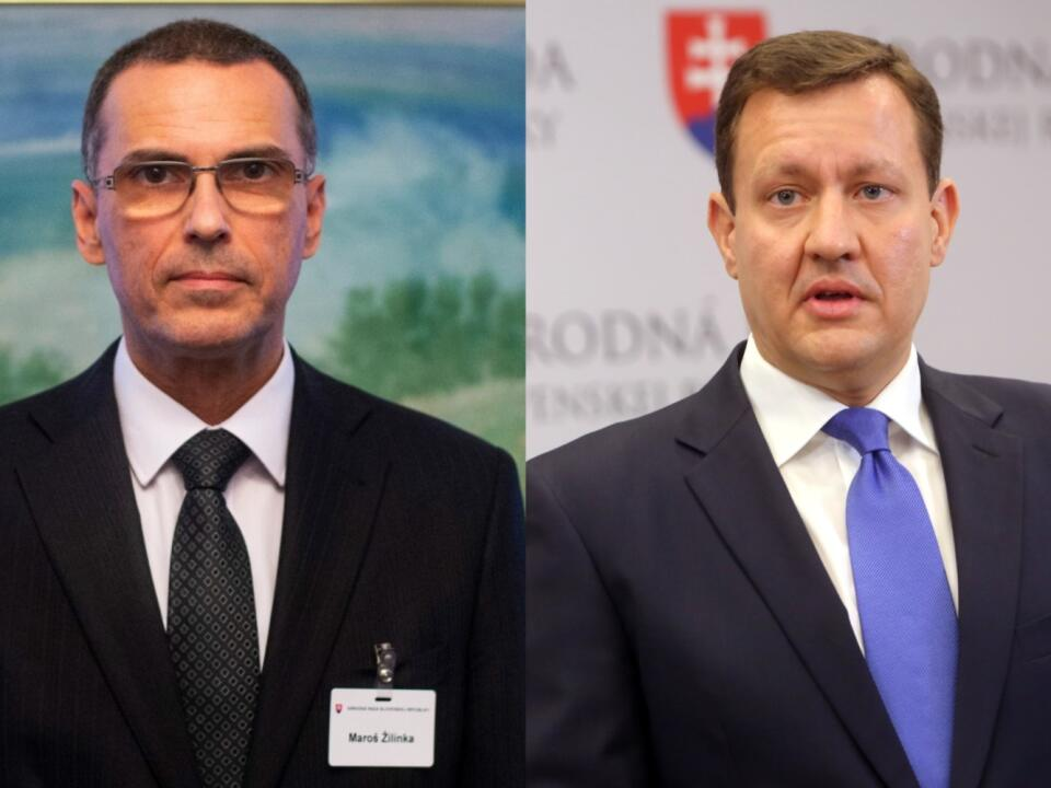 Maroša Žilinku a Daniela Lipšica zvolil do ich nových funkcií parlament. V čele prokuratúry by mali byť najbližších 7 rokov!