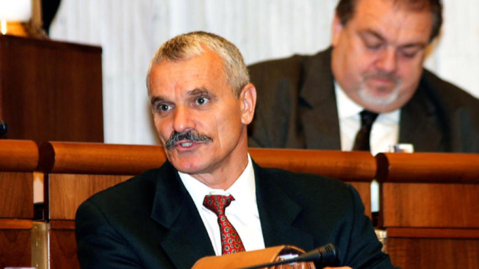 Bývalý minister vnútra Gustáv Krejči.