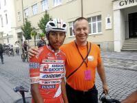 Netradičná záľuba šoféra z Nitry: Juraj si dopisuje s cyklistickými tímami z celého sveta