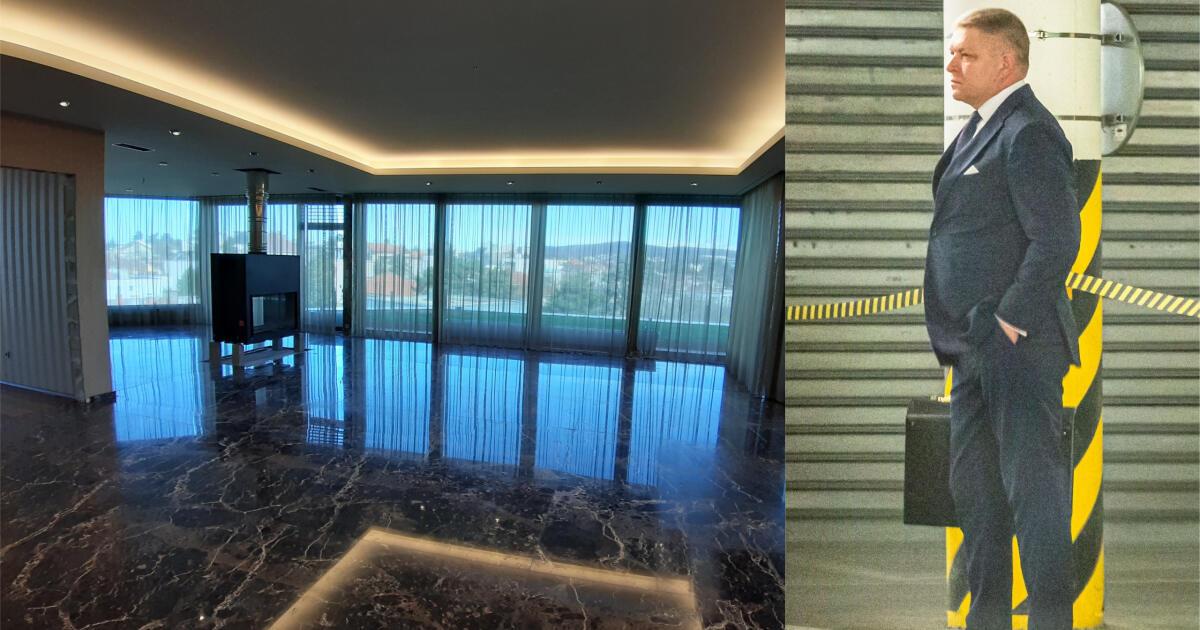 """Ako Fico """"vybýval"""" Bašternákovu luxusnú rezidenciu: FOTO pred a po"""