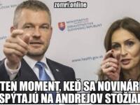 Bravúrne otvorenie týždňa. Predseda parlamentu Andrej Danko (SNS) v utorok vyhlásil, že pred parlamentom bude stať nový stožiar, na ktorom bude štátna vlajka.  Dokonca bude o tri metre vyšší ako v Budapešti, dušoval sa. Tým ako keby prilial olej do ohňa pre internetových zabávačov. Tí nešetrili ani vtipmi na víkendové pochody - Dúhový Pride a Hrdí na rodinu.