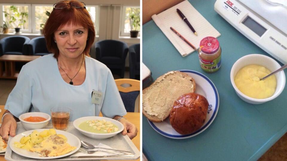 diéta v nemocnici