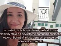 Krásnu modelku našli v bratislavskom prístave: Dobitá so zlomeným stavcom, mali ju aj znásilniť